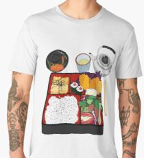 Japanese bento box Men's Premium T-Shirt