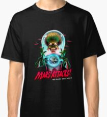 Mars Atacks Poster Classic T-Shirt