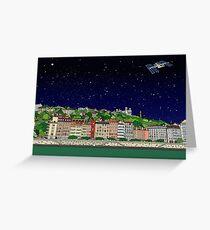Lyon Full of Stars Greeting Card