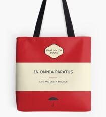 In omnia paratus Tote Bag