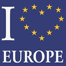 I Love Europe / I Heart Europe by MrFaulbaum