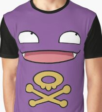 Koffing Love  Graphic T-Shirt