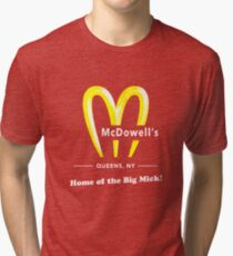 Coming To America - McDowells Resturant Tri-blend T-Shirt