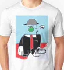 After Picasso -  C1 Magritte appreciation Unisex T-Shirt