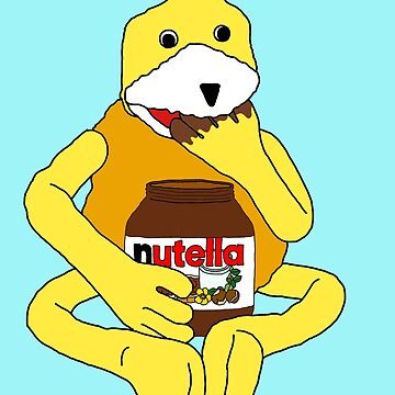 Flat E Nutella Therapy by m-lapino