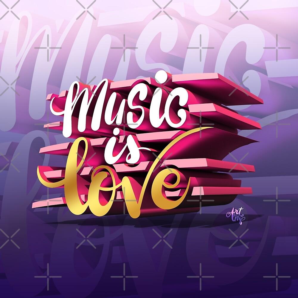 Love Music! by art4anj