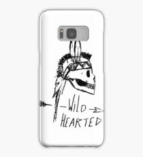 Wild Hearted Samsung Galaxy Case/Skin
