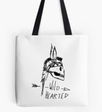 Wild Hearted Tote Bag