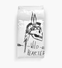 Wild Hearted Duvet Cover