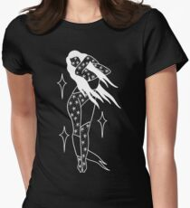 Celestial Being Womens Fitted T-Shirt