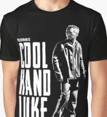 Paul Newman - Cool Hand Luke Graphic T-Shirt