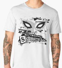 Joker Mask Men's Premium T-Shirt