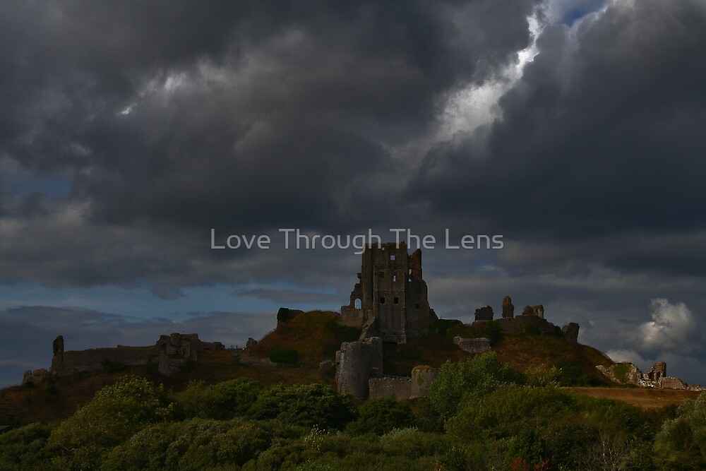 Castle Darkness by Love Through The Lens