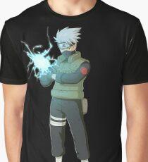 Kakashi  Graphic T-Shirt