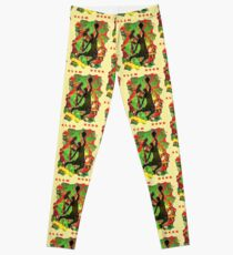 SLAM DUNK BASKETBALL PLAYER Leggings