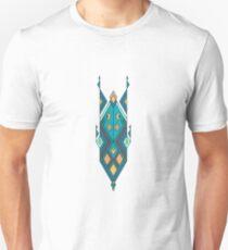 Vintage ethnic tribal aztec ornament  Unisex T-Shirt