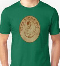 Handless Boxer Unisex T-Shirt