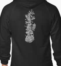 Guardian Of The River Zipped Hoodie