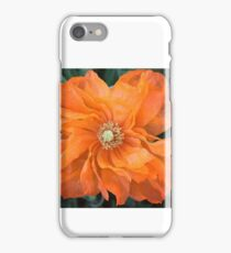 Dancing Poppy iPhone Case/Skin