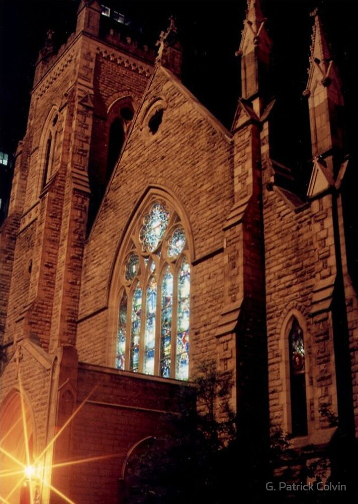 3rd Street Church by Gregory Colvin