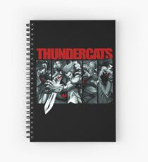 Thundercats Spiral Notebook