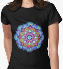 Flower Mandala Art for Meditation T-Shirt