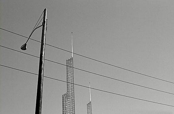 city lines by Dragomir Vukovic
