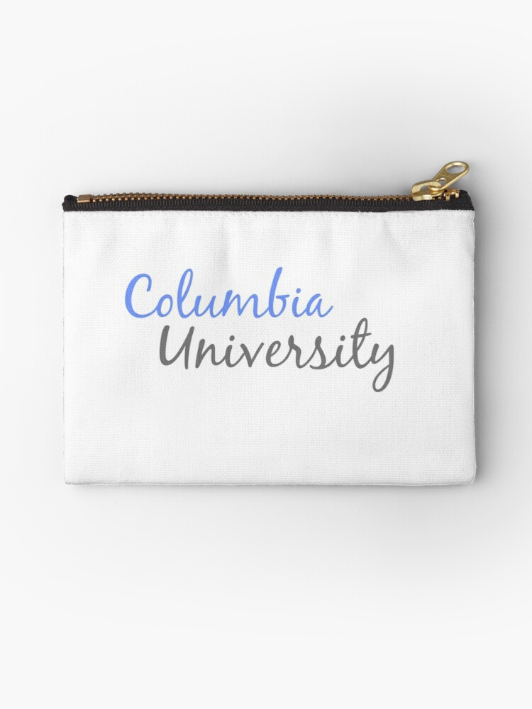Columbia University Script Graphic by Sylviebinder