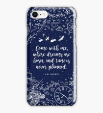 Where dreams are born iPhone Case/Skin