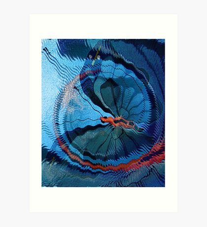 Flight of the Butterfly Art Print