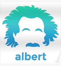 Albert Einstein | Albert Poster