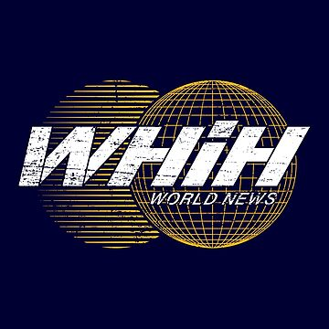 WHIH World News (aged look) by KRDesign