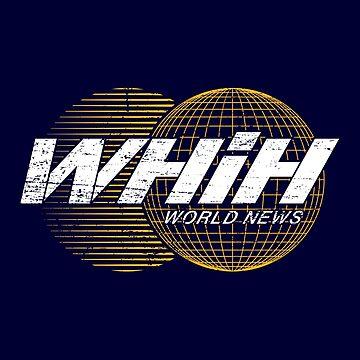 WHIH World News (aged look) by KRDesign