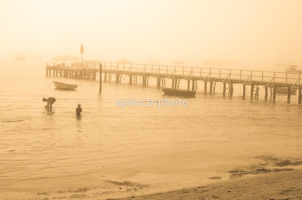misty days by spencerphoto