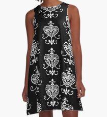 Vodou Loa of Love A-Line Dress