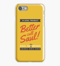 Better Call Saul | Breaking Bad iPhone Case/Skin