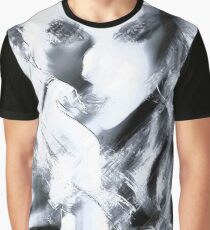 """""""PAINTED MODEL""""  Graphic T-Shirt"""