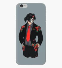 Floral FAHC Ryan iPhone Case