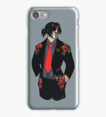 Floral FAHC Ryan iPhone Case/Skin