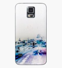 Blue Industry Case/Skin for Samsung Galaxy