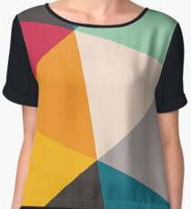 Triangles (2012) Chiffon Top