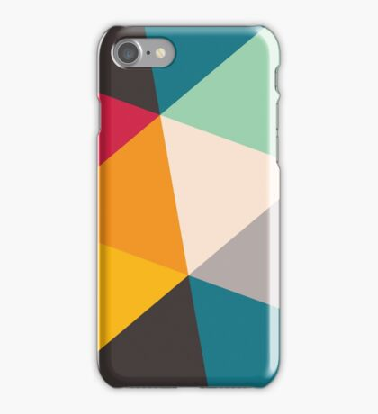 Triangles (2012) iPhone Case/Skin
