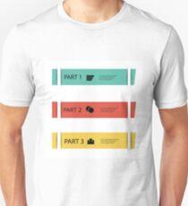 info graphic element Unisex T-Shirt