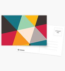 Triangles (2012) Postcards