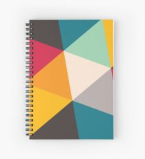 Triangles (2012) Spiral Notebook