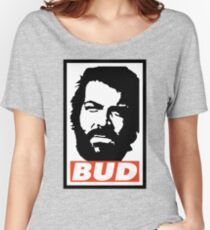BUD Women's Relaxed Fit T-Shirt