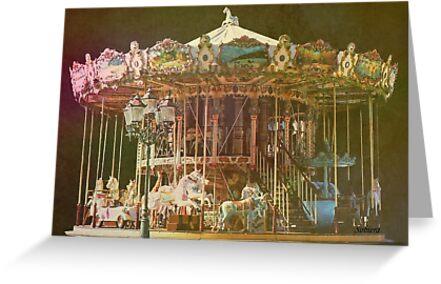 Mystical Ride by Rosemary Sobiera