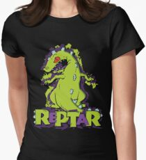 Reptar - Rugrats Womens Fitted T-Shirt