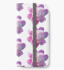 Just a pink bloom iPhone Wallet/Case/Skin