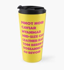 Pinot Noir Travel Mug